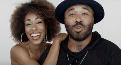 smile again, rich hunter, joyya marie, music video, brash magazine blog