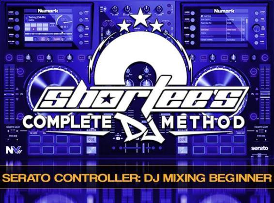 12-SeratoController_ DJMixingBeginner