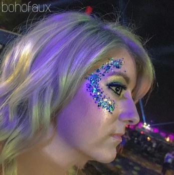 bohofaux, BRASH! MAGAZINE BLOG, boho, chic, music festival, beauty, temp tattoos, boho, mobile beauty
