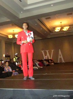 walk fashion show, walk fashion show atl edition, host, dwight eubanks