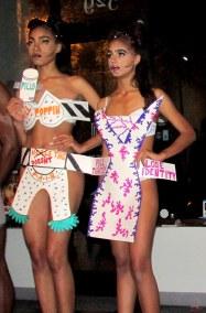 atlanta fashion show, jason c peters, celebrity designer, models, runway show
