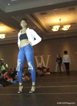 Brashion Recap Sunday Funday In Fashion Walk Fashion Show Atl Edition Brash Magazine Music Blog