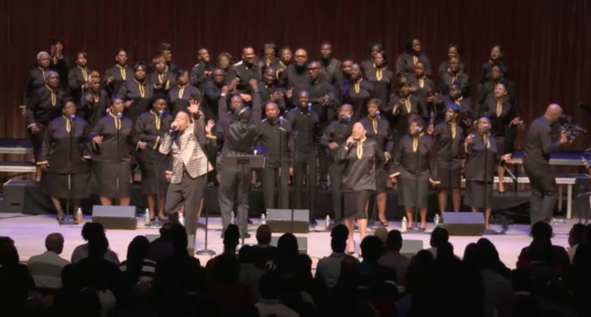 miami mass choir, music news, gospel choir, gospel music