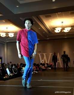 myke sims collection, walk fashion show, atlanta edition, independent fashion designers