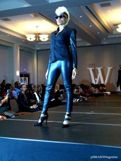 stevie boi, noir collection, walk fashion show, atlanta fashion show, atl