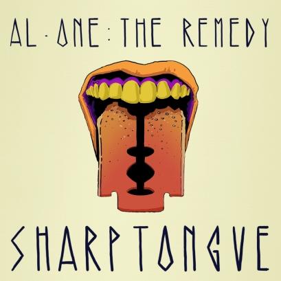 hip hop, emcee, Al-One The Remedy - Sharptongue, brash blog