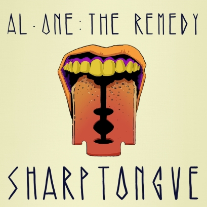 hip hop, emcee, Al-One The Remedy - Sharptongue, brash blog