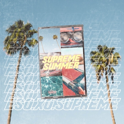 supremesummer, ep release, afro beat music, island vibes, summer 17, music playlist, summer music, reggaton, esoxosupreme