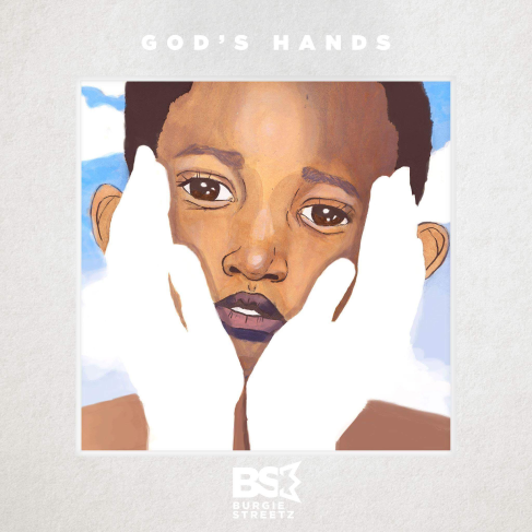 hip hop, god's hands EP by Burgie streets, snyd, music release, dope music, brash magazine blog, hip hop culture, indie music news
