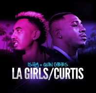 la girls, curtis, 50 cent, get rich or die trying, new music release, indie music news, indie artists, music industry news, new release, music videos, ishy, quin gibbs, music visual,