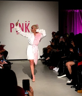stevie boi, pink by stevie boi, nyfw, sbshades, new york fashion week, fm 18 collection, pink by stevie boi, pink, fashion show, exclusive events, nyc events, fashion events, love and hip hop miami, veronica vega