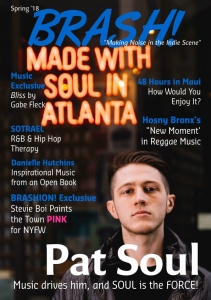 pat soul, brash magazine, singer, male vocalist, cover artist, exclusive interviews, independent artists, indie music, indie fashion, NYFW, music articles, digital magazine, entertainment magazine, music source, indie artists, underground music