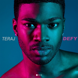 Teraj, music artist, DEFY Pt. 1, debut album, entertainment industry news, independent artists, indie music news