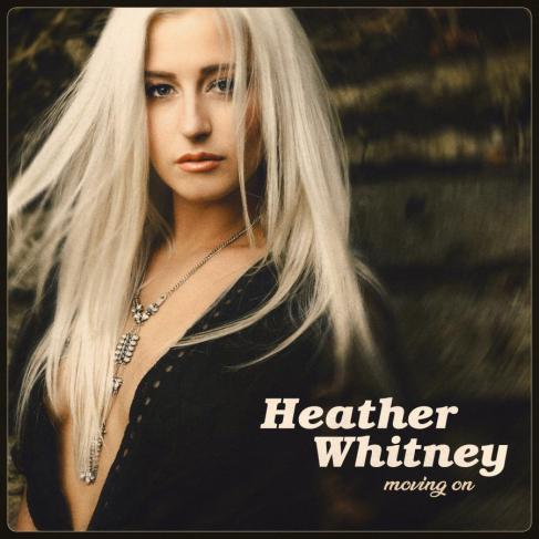 Moving On album, moving on song by heather whitney, texas artist, heather whitney, indie music news
