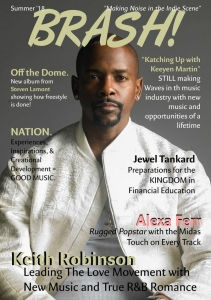keith robinson, brash magazine, summer issue