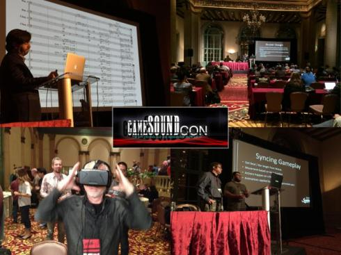 GameSoundCon, Los Angeles events, gamers