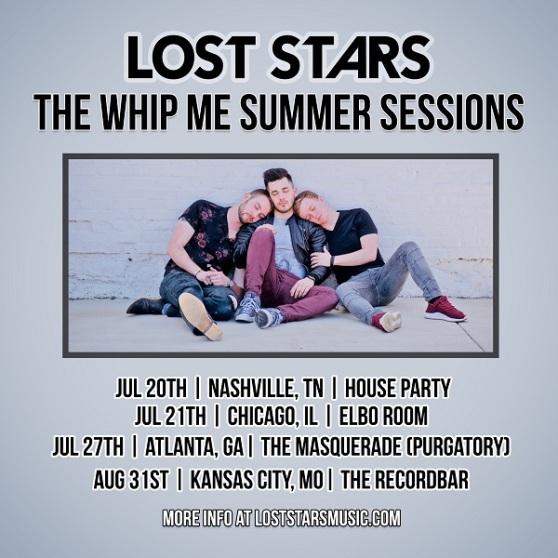 Lost Stars - Tour