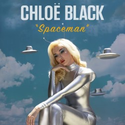 Spaceman by Chloe Black