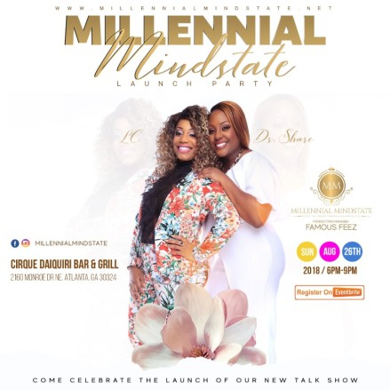 Millennial Mindstate Launch Party Event - ATL