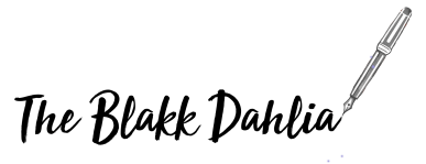 The Blakk Dahlia logo