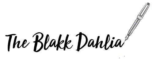 The Blakk Dahlia logo