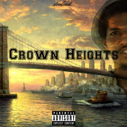 Crown Heights Album by Steven Lamont - BRASH! Magazine Blog