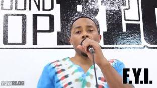 FYI on Underground Hip Hop Blog