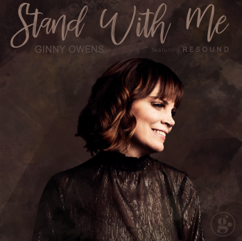 Stand With Me by Ginny Owens - BRASH! Magazine Blog