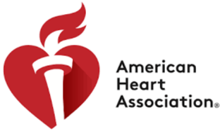 The American Heart Association logo