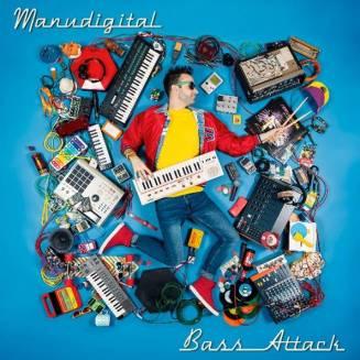 Bass Attack Album by Manudigital