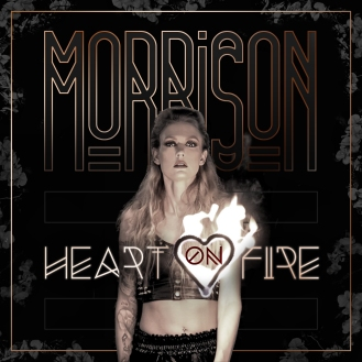 Heart on Fire by Morrison - BRASH! Magazine Blog