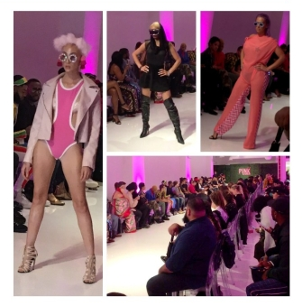 The Show of All Shows: PINK by Stevie Boi (NYFW SS 19 Collection)