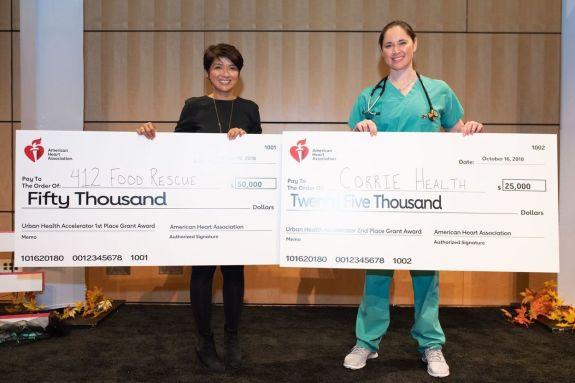 Urban Health Accelerator grant recipients - BRASH! Magazine Blog