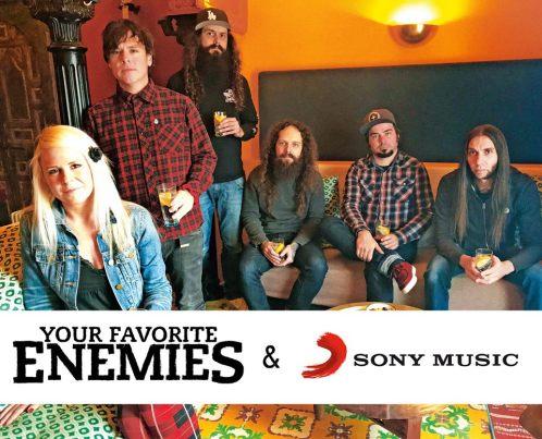 YFE and Sony Music Entertainment - BRASH! Magazine Blog