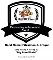 Fitzsimon And Brogan Indie Hall of Fame - BRASH! Magaine Blog