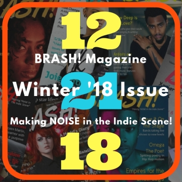 Winter '18 Issue Coming Dec. 21st!!
