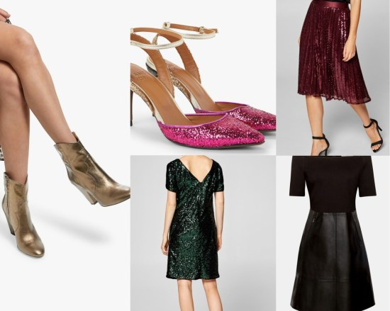 fashionforroyals blog, party looks for the holiday,