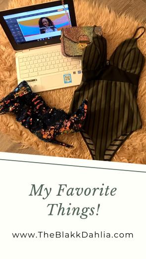 my favorite things blog, the blakk dahlia