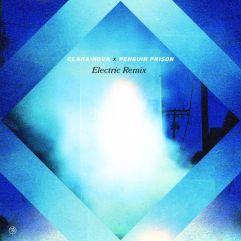 Electric Remix by Clara Nova x Penguin Prison - BRASH! Magazine Blog