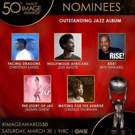 NAACP Image Awards - Ben Tankard