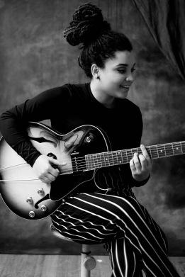 Netherlands Singer/Songwriter, Julia Zahra