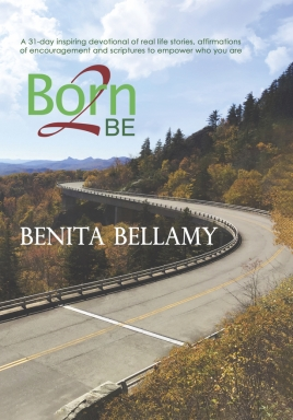 Born 2 Be book by Benita Bellamy Kelley - BRASH! Magazine Blog