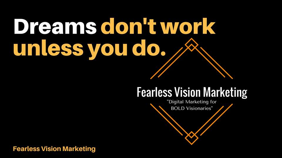 fearless vision marketing logo