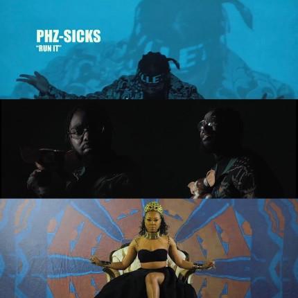 Run It  Music Video by PHZ-Sicks - BRASH! Magazine Blog