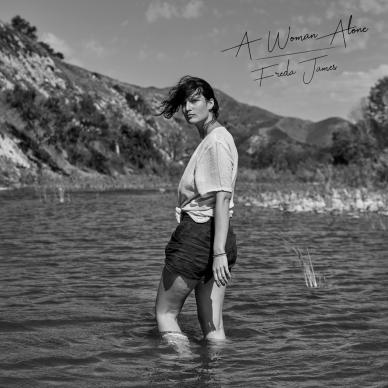 A Woman Alone EP by Freda James