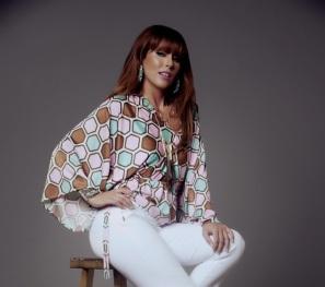 Pop-soul recording artist, Arika Kane