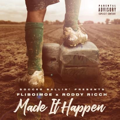 Make it Happen EP  by FLIBOIMOE - BRASH! Magazine Blog