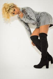 R&B Recording Artist, Tanisha Avent
