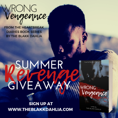 Summer Revenge Giveaway - BRASH! Magazine Blog