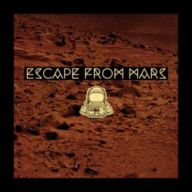 Escape from Mars by Costi